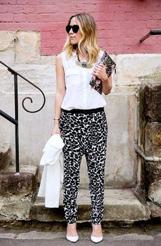 How to Make Sweatpants Look Chic