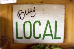 Buy quality, buy local.
