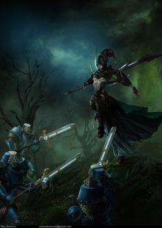 Warwitch Siren by ~MaxAntonov on deviantART