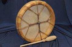 Native American Elk Frame Drum