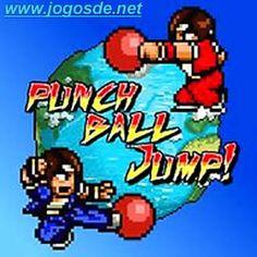 CLIQUE PARA JOGAR Punch Ball Jump no Click Jogos: um jogo de luta diferente para até dois jogadores! Chame um amigo para jogar de 2 e divirta-se!