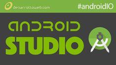 Entorno de desarrollo con Android Studio. Link al vídeo del directo #androidIO emitido la semana pasada: http://www.desarrolloweb.com/en-directo/entorno-desarrollo-android-studio-androidio-8853.html