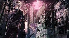 Tokyo Ghoul Kaneki Ken Full Moon Anime Ser323 1600×900