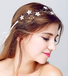 Ingenious Headbands For Women Rhinestone Women Hair Accessories Girls Hair Decorations Wedding Hairband Accesorios Para El Pelo Lovely Rapid Heat Dissipation Back To Search Resultsapparel Accessories