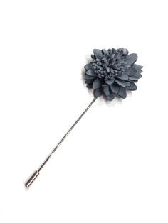 Leather bloom One Button brooch with diamante #antique #blue #grey #glamorousgreys #brooch #accessories #onebutton Click to buy from the One Button shop. Button Necklace, Blue Grey, Bloom, Hair Accessories, Glamour, Buttons, Antiques, Leather, Stuff To Buy