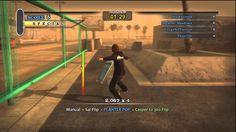 Tony Hawk Pro Skater HD - Graffiti - Venice Beach