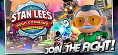 Stan Lee's Hero Command Hack Welcome to our latest Stan. Stan Lee, Ios, Cheating, Hacks, Game, Android, Gaming, Toy, Games