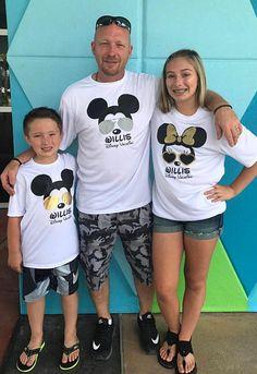 Disney Iron On Transfers, Disney Family Shirts, Family Disney Shirts, Custom Disney Shirts, Disney Shirt #ad