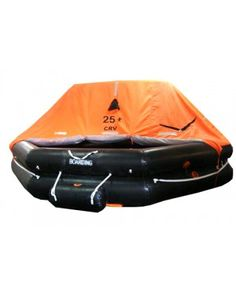 "CRV LIFERAFT Suitable scope: for the international navigation vessel Products standard: suitable for Register of Shipping of P.R.C  ""international vessel inspection technique regulation (1999)""and SOLAS74/96 amendment  LSA?MSC?81?70?regulation."