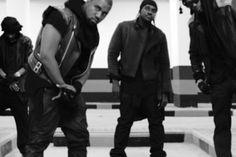 Kanye West, Big Sean, Pusha T & 2 Chainz – Mercy   Video
