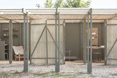Skälso Arkitekter - Summer office for the architect's on Bungenäs peninsula, Gotland 2016