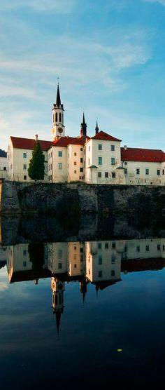 Vyšší Brod monastery (South Bohemia), Czechia #monastery #Czechia