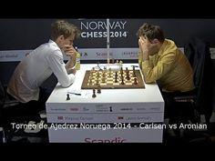 Torneo de Ajedrez de Noruega 2014 Carlsen gana a Aronian - Ajedrez 2014 ...