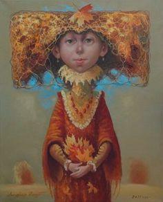 ladies of the year by Vladimir Golub.