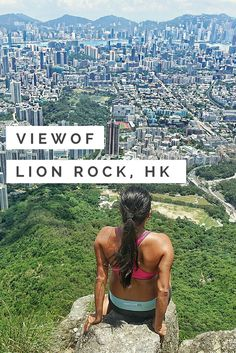 Spend a day with the best views of Hong Kong Island and Kowloon.  Climb Lion Rock, New Territories, Hong Kong, China.