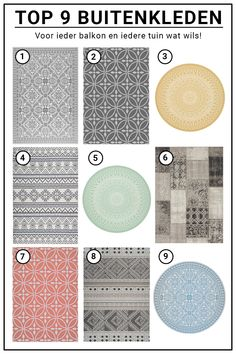 top 9 out dress Give your garden an upgrade and put an outer garment or garden rug down!
