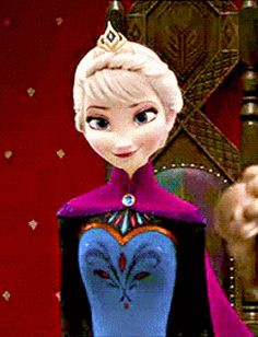 Jack Frost and Elsa gifs. I luxury cruise it! Don't hate me!