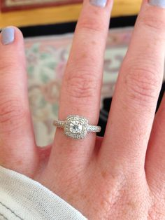 My ring... Dream ring!