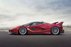 Ferrari FXX K oh..its electric and hybride
