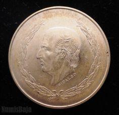 5 Pesos de Plata México 1952