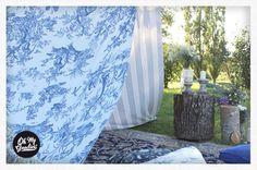 Tent Boho Wedding