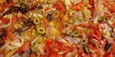 Η Ελληνική πίτσα Λαδενια! 🍕 Salsa, Mexican, Ethnic Recipes, Food, Gravy, Salsa Music, Meals, Yemek, Dip