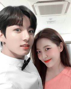 Korean Couple, Best Couple, Kpop Couples, Cute Couples, Korean Best Friends, Kim Yerim, Galaxy Wallpaper, Couple Goals, Red Velvet