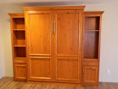 Office and small space solution Murphy Bed by Murphy Wallbed USA #murphywallbedusa #murphybed #wallbed