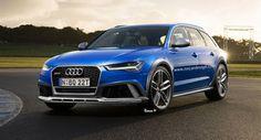 Audi RS6 Allroad konnte ausschließlich In China nächstes Jahr starten Audi Audi A6 Audi RS6 China Reports Shanghai Auto Show