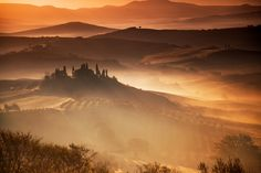 Tuscany, Italy..