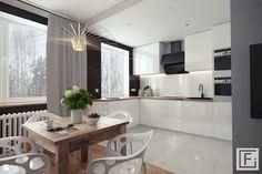 Kuchnia styl Minimalistyczny - zdjęcie od Fi Design - Kuchnia - Styl Minimalistyczny - Fi Design