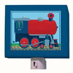 Train Engine Night Light