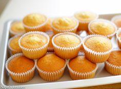 Cupcakes maken kan niet meer mislukken met dit als basisrecept. Het is echt heel simpel en binnen een handomdraai op tafel. Samen met een heerlijke room topping en gepaste decoratie, is het altijd een…