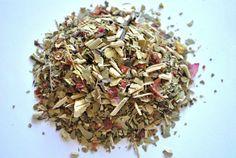 Mi tierra, tisana con base de yerba mate de Corrientes, Rosa mosqueta de la Patagonia, Piel de naranjas, lemongrass y pétalos de rosas