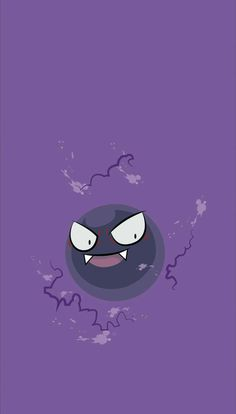 Gastly - Tap to see more Pokemon Go iPhone wallpaper! Pokemon Go, Pokemon Fusion, Ghost Type Pokemon, Pokemon Fan Art, Pokemon Cakes, Pokemon Quotes, Cute Pokemon Wallpaper, Disney Wallpaper, Phone Backgrounds
