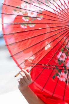 蛇の目傘のひと | 日本 > 近畿地方の写真 | GANREF