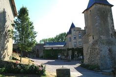 Château de Touvois, Pays de la Loire, France