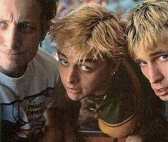 Trè, Billie, and Mike