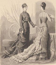 Revue de la Mode 1877 (XIII/2)