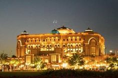 Emirates Palace to be Naseer's home in the film - Welcome Back