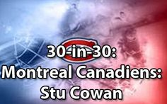 """Stu Cowan of the Montreal Gazette talks about the Montreal Canadiens and their new found """"tough"""" look."""