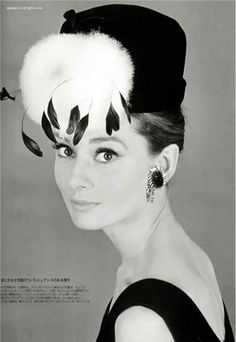 Audrey Hepburn #touchofchic #lavalleevillage
