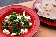biteme.sk - Sosovicovy salat s bryndzou