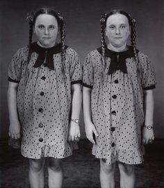 Mary Ellen Mark's evocative twin photo series
