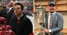 Bears Add Allen and Elenberger to Coaching Staff American Hockey League, Hershey Bears, Victorious, Presidents, Coaching, Ads, Training