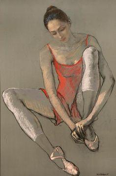 Tutt'Art@ | Pittura * Scultura * Poesia * Musica |: Katya Gridneva 1965 | Ukrainian Figurative painter
