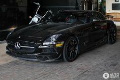 Mercedes-Benz SLS AMG Black Series 3
