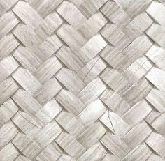 WHITE OAK SILVER CLOUD ARCHED HERRINGBONE HONED MOSAIC