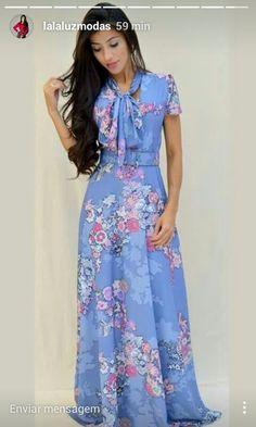 Luau Outfits, Modest Outfits, Simple Outfits, Modest Fashion, Batik Dress, Saree Dress, Edwardian Dress, Tent Dress, Lovely Dresses
