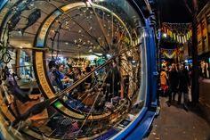 """The astrology shop"". London"